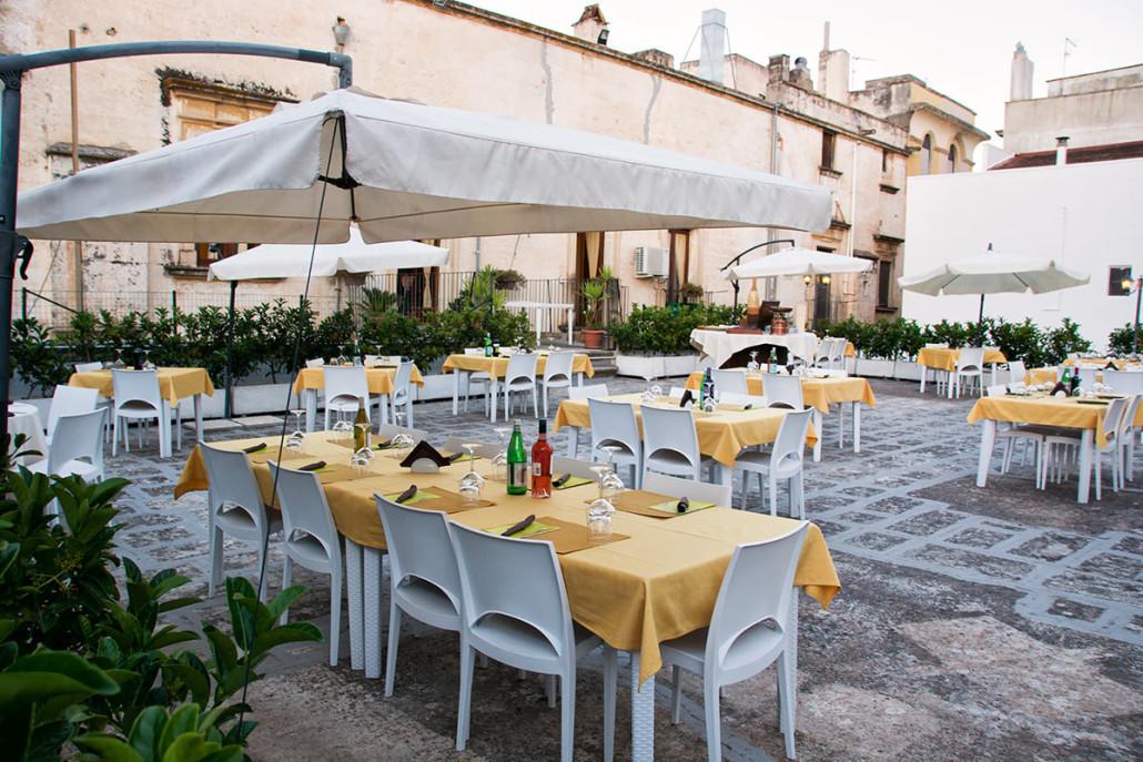 Le terrazze - Anima & Cuore - Ristorante trattoria Galatina - Lecce