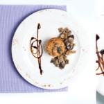 tortino-dal-cuore-di-formaggio-fondente-con-funghi-trifolati